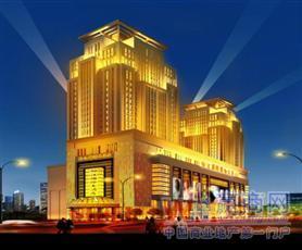 双鸭山松江国际购物大厦