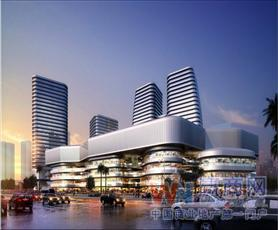 重庆渝高·西领国际广场