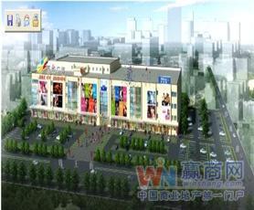 杭州临安万华广场