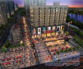 泉州海峡茗城商业广场