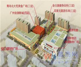 青岛悦汇城商业广场