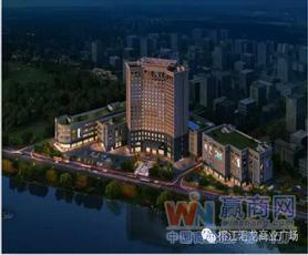 贵州榕江汇龙商业广场